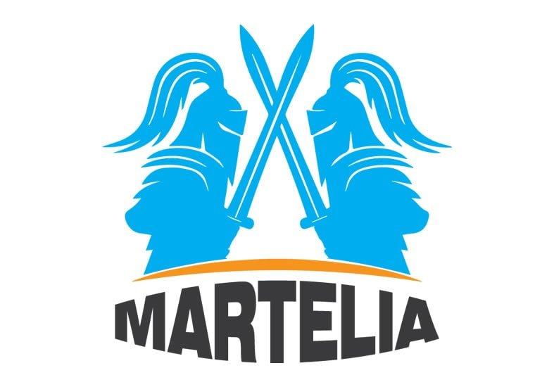 Изработка на лого за приложение MARTELIA